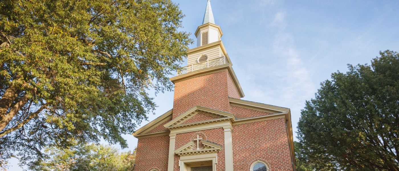 The Historic First Baptist Church of Williamsburg