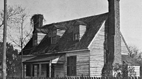 Black schoolhouse gets its due