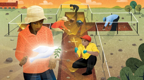 Unearthing the Faithful Foundations of a Historic Black Church