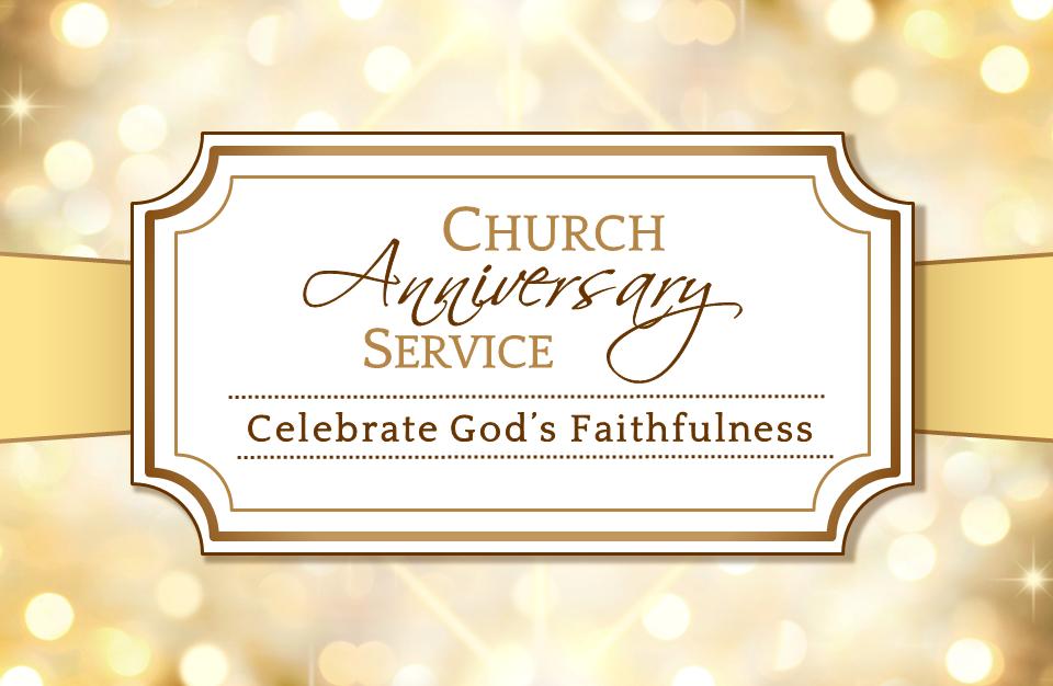 245th Church Anniversary