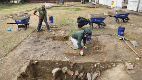 Archaeologists proceed with second phase of CW