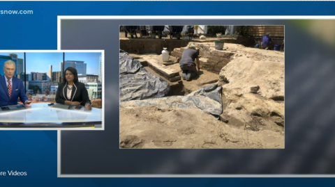 Colonial Williamsburg archaeologists uncover 21 graves at historic Black church site