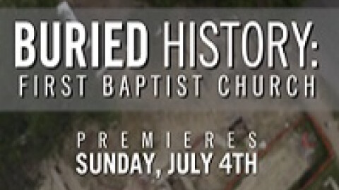 WHRO Buried History: First Baptist Church